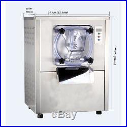 Hard Ice Cream Mahcine Stainless Steel Mix Frozen Ice Cream Maker Opened Box USA