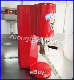 High quality italian noodle ice cream machine with 4 shapes ice cream blade