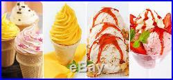 Hot Sale soft service ice cream machine, automatic ice cream machine Freight free
