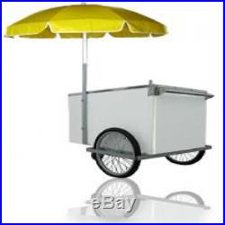 ICE CREAM PUSH CART With BUILT IN FREEZER BRAND NEW