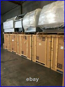 ISA Gelato Show 120 Gelato/Ice Cream Display Case in Crate