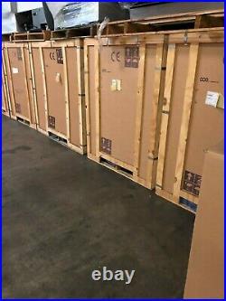 ISA Millennium SP 20 Gelato/Ice Cream Display Case In Crate