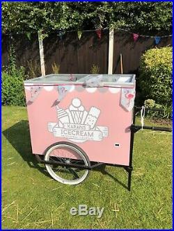 Ice Cream Cart, Ice Cream Bike, Ice Cream Tricycle