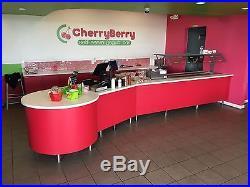 Ice Cream, Frozen Yogurt Machines & Equipment Pkg- 2013. Cost $140K New