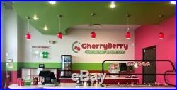 Ice Cream/Frozen Yogurt Store Equipment Pkg. 2014 New Cost $143K. Price Reduced