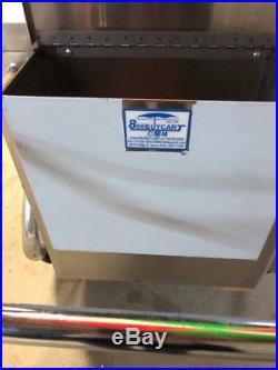 Ice Cream Italian Ice 3 Wheel Cart LOCAL PICK UP MD 800 Buy Cart Never Used