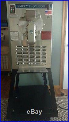 Ice Cream Machine -Emery Thompson Batch Freezer. CB350