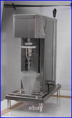 Ice Cream Maker Frozen Fruit Yogurt Mixer Smoothie Machine Blender Machine 110V