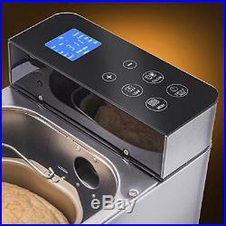 Ice Cream Maker Machine Bread Machine Home Kitchen Bar Dining 1L Baking Cooking