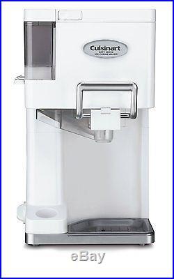 Ice Cream Maker Machine Dispenser Frozen Soft Serve Yogurt Sorbet Sherbet Home