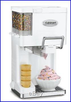 Ice Cream Maker Machine Kitchen Appliances Home Soft Serving Dining 1-1/2-Quart