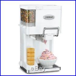 Ice Cream Maker Soft Serve Frozen Yogurt Machine Sorbet Sherbet Electric Cone