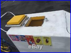Ice Cream Peddle Bike Cart For Frozen Novelty Products