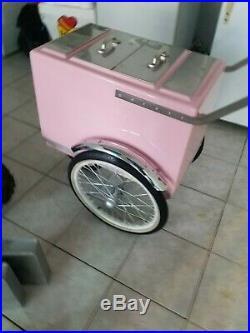 Ice Cream Push Cart