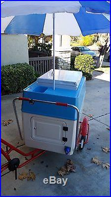 Ice Cream Tricycle