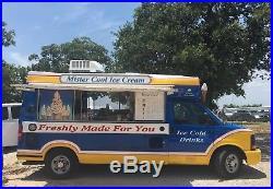 Ice Cream Truck 2012 Chevrolet Whitby Van Carpiginai Soft Serve Food Truck