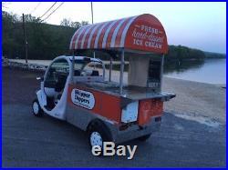 Ice Cream Truck (Cart) GEM Car
