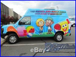 Ice Cream Truck Real $$$ Maker with All the Bells and Whistles