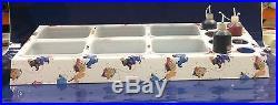 Ice Cream Van Display Stand Toppings Juice Teddy Bear