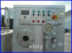Ice Cream manufacturing Machines. BULK MILK TANK/HOMO/PASTEURIZER/TECHNOGEL LINE
