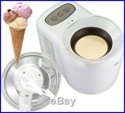 Ice-Machine With Active Electric Cooling Soft Ice Cream Sorbet Ice Cream Cube
