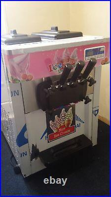 Ice cream machine hire within London & surroundings