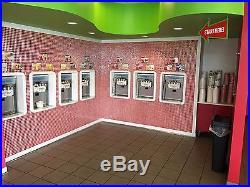 Ice cream machines, Frozen Yogurt Equipment Pkg. 2013! Cost $140K Must sell