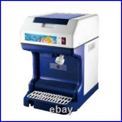 Ice shaver ET168, shaved ice, snow cone, snowie, crushed ice, snow cone machine