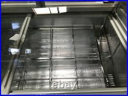 Ice-sucker popsicle mold pop machine maker 53 ins Popsicle freezer display PO2