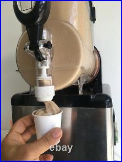 Italian Ice cream Milkshake & Slush machine