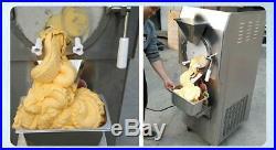 Kolice commercial ice cream machine, gelato hard ice cream machine