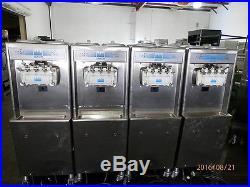 Lot Of 4 Taylor 2 Flavor Soft Serve Ice Cream Machines