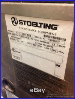 LOT of 7! Stoelting F231 Twin/Twist Soft-Serve/Yogurt Freezer (Water) 220v/1-Ph