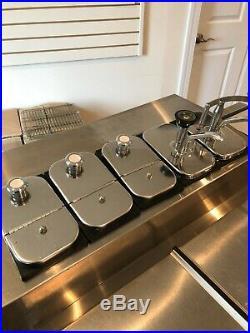 Master-Bilt FLR-60 Ice Cream Dipping Cabinet with Flavorail (NEW COMPRESSOR!)