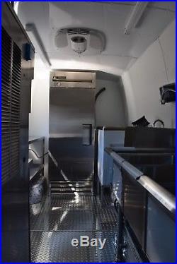 Mercedes Sprinter Soft Ice Cream Truck Food Truck Ice Cream Machines