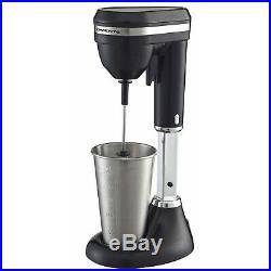 Milk Shake Machine Maker Ice Cream Mixer Smoothie Frappe Malt Drink Blender Mix