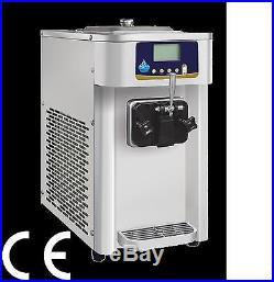Mini Commercial Single Flavor 12L Soft Serve Ice Cream Machine Factory Direct