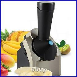 Mini DIY Healthy Fruit Ice Cream Maker Machine For Home 200W 110v or 220v