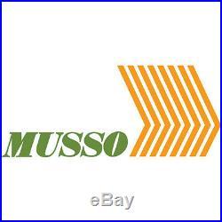 Musso Club Zara Italian Gelato Ice Cream Compressor Commercial machine 110V