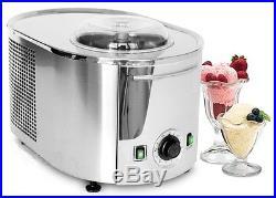 Musso Mini Lussino 4080 Piccolo Italian Sorbet Ice Cream Gelato Maker Machine