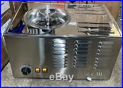 Musso Pola 5030 L2 Dessert / ice cream machine