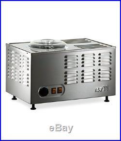 Musso Pola Stella 5030 Italian Gelato Ice Cream Compressor Machine 4KG/h 110V