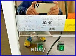 NEW 20 Pan Gelato Ice Cream Dipping Cabinet Freezer Display Cases Chest NSF ETL