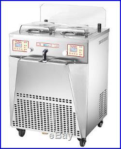NEW CONTINUOUS ICE CREAM GELATO CHURNING MACHINE! Revolutionizing the industry