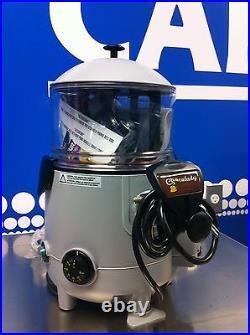 NEW Carpigiani Hot Chocolate machine Gelato Ice Cream Coffee Hot Topping 5 L