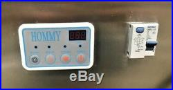 NEW Commercial Popsicle 4 Mold Making Machine Ice Cream Paleta Maker HPMP12 NSF