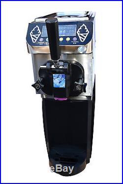 NEW Compact Commercial Soft Serve Ice Cream, Frozen Yogurt, Gelato Machine