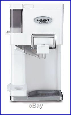 NEW Cuisinart Soft Serve Ice Cream Maker Pro Quality Automatic Yogurt Machine