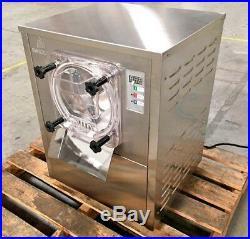 NEW Gelato Ice Cream Frozen Yogurt Maker Machine Freezer Display Cases IM9