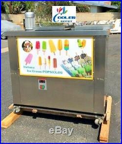 NEW Popsicle Maker Machine Ice Cream Mold Freezer Model BPZ-04 Paletas Paletero